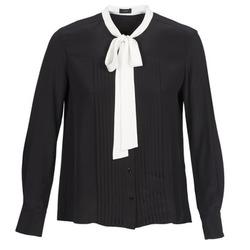 Oblečenie Ženy Košele a blúzky Joseph VICTOIRE Čierna