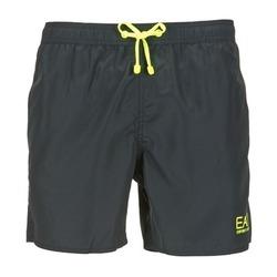 Oblečenie Muži Plavky  Emporio Armani EA7 BOXER BEACHWEAR čierna