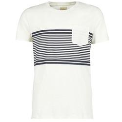Oblečenie Muži Tričká s krátkym rukávom Selected LIAM Biela
