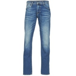 Oblečenie Muži Rovné džínsy Le Temps des Cerises 812 Modrá