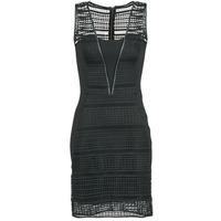 Oblečenie Ženy Krátke šaty Morgan RHONE čierna
