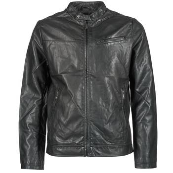 Oblečenie Muži Kožené bundy a syntetické bundy Celio DUBIKER Čierna