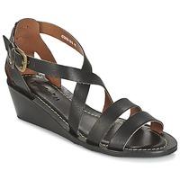 Topánky Ženy Sandále Kickers FANTASIA čierna