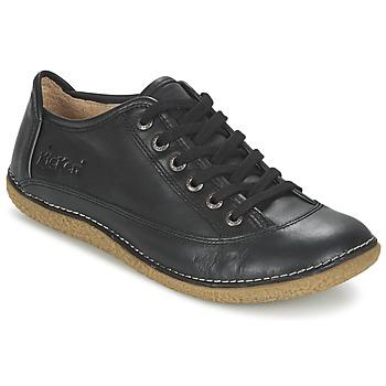 Topánky Ženy Derbie Kickers HOLLYDAY čierna