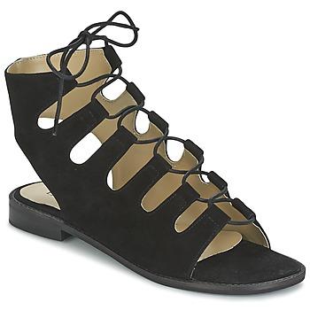 Topánky Ženy Sandále Betty London EBITUNE Čierna