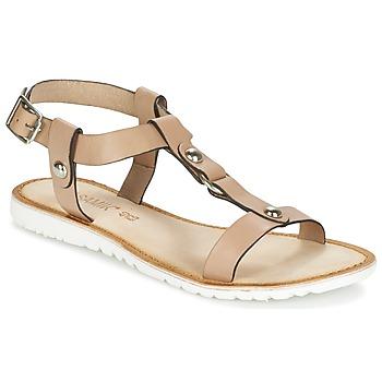 Topánky Ženy Sandále Balsamik MONDI Béžová
