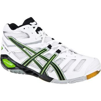 Topánky Muži Univerzálna športová obuv Asics Gel Sensei 4 MT Biela, Sivá, Zelená