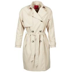 Oblečenie Ženy Kabátiky Trenchcoat S.Oliver REVISU Béžová