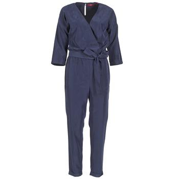 Oblečenie Ženy Módne overaly S.Oliver WIGOU Námornícka modrá