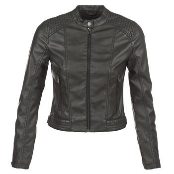 Oblečenie Ženy Kožené bundy a syntetické bundy S.Oliver VERDUNE čierna