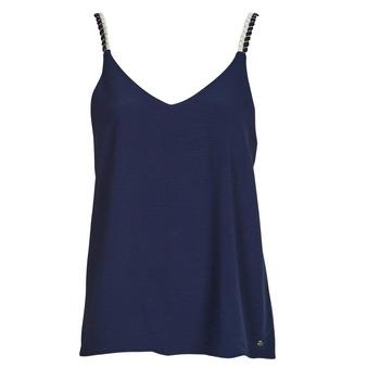 Oblečenie Ženy Blúzky Betty London EVOUSA Námornícka modrá