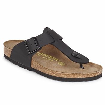 Topánky Muži Žabky Birkenstock MEDINA čierna
