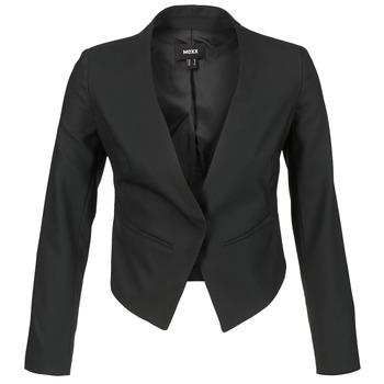 Oblečenie Ženy Saká a blejzre Mexx MADOU Čierna