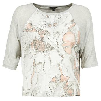 Oblečenie Ženy Tričká s krátkym rukávom Mexx EXOTI šedá