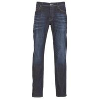 Oblečenie Muži Rovné džínsy Jack & Jones CLARK JEANS INTELLIGENCE Modrá / Raw