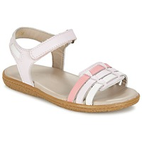 Topánky Dievčatá Sandále Kickers VELOZ Ružová