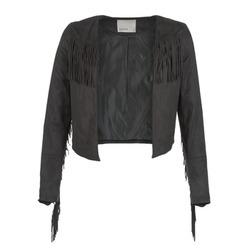 Oblečenie Ženy Saká a blejzre Vero Moda HAZEL Čierna