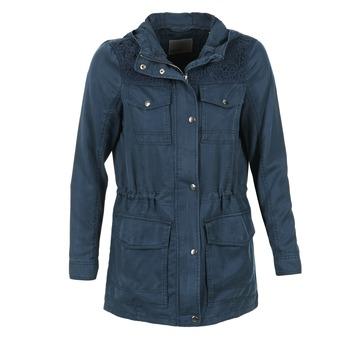 Oblečenie Ženy Parky Vero Moda PARK Námornícka modrá