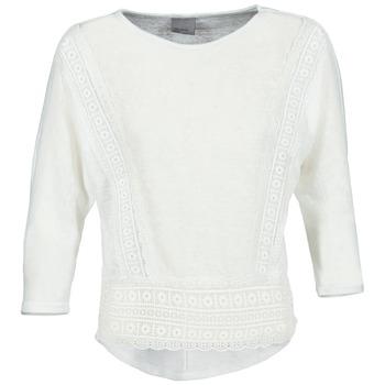 Oblečenie Ženy Tričká s dlhým rukávom Vero Moda MYBELLA Biela