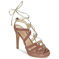 Topánky Ženy Sandále Fericelli BAIOLA Svetlá telová