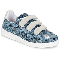 Topánky Ženy Nízke tenisky Yurban ETOUNATE Modrá / Jeans