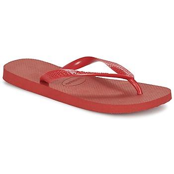 Topánky Žabky Havaianas TOP Červená rubínová / Červená