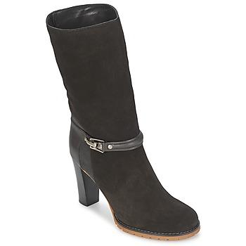Topánky Ženy Čižmy do mesta See by Chloé SB23117 Čierna