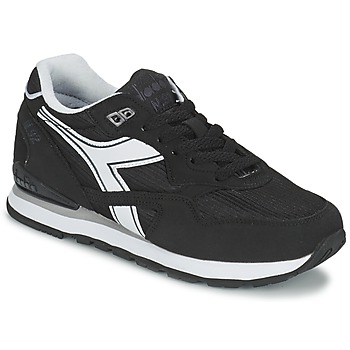 Topánky Nízke tenisky Diadora N-92 Čierna / Biela