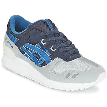 Topánky Chlapci Nízke tenisky Asics GEL-LYTE III GS Modrá
