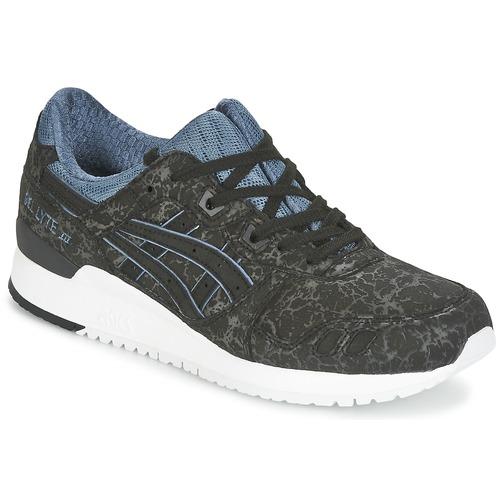 Topánky Nízke tenisky Asics GEL-LYTE III Čierna / Modrá