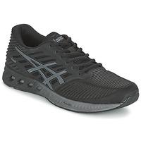 Topánky Muži Bežecká a trailová obuv Asics FUZEX čierna