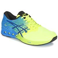 Topánky Muži Bežecká a trailová obuv Asics FUZEX Modrá / žltá