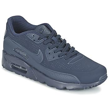 Topánky Muži Nízke tenisky Nike AIR MAX 90 ULTRA MOIRE Modrá