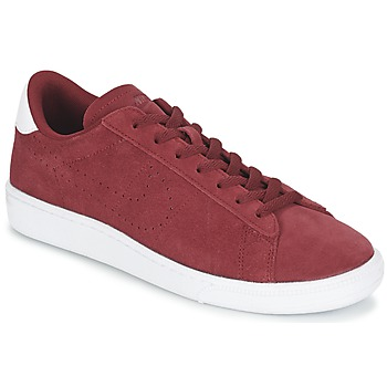 Topánky Muži Nízke tenisky Nike TENNIS CLASSIC CS SUEDE červená