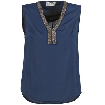 Oblečenie Ženy Blúzky Betty London ERIATE Námornícka modrá