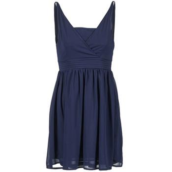 Oblečenie Ženy Krátke šaty Betty London ESQUIVI Námornícka modrá