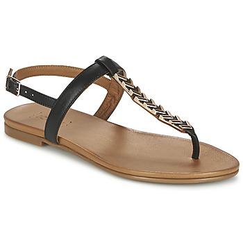 Topánky Ženy Sandále Bocage JANET čierna