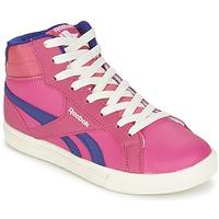 Topánky Dievčatá Členkové tenisky Reebok Classic REEBOK ROYAL COMP 2 Ružová