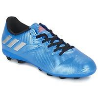 Topánky Chlapci Futbalové kopačky adidas Performance MESSI 16.4 FXG J Modrá