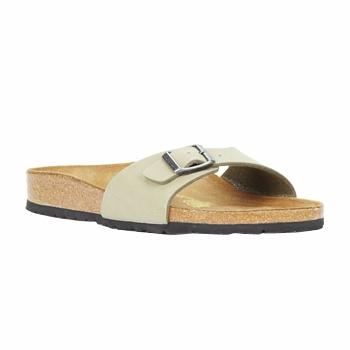 Topánky Ženy Šľapky Birkenstock MADRID Kaki