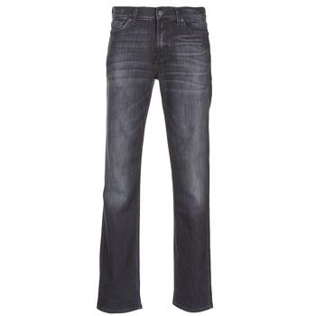 Oblečenie Muži Rovné džínsy 7 for all Mankind SLIMMY LUXE PERFORMANCE Šedá