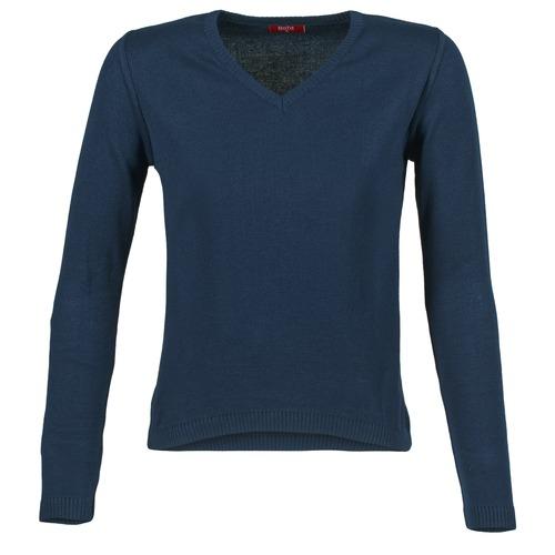 Oblečenie Ženy Svetre BOTD ECORTA VEY Námornícka modrá