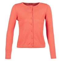 Oblečenie Ženy Cardigany BOTD EVANITOA Koralová