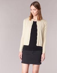 Oblečenie Ženy Cardigany BOTD EVANITOA Béžová