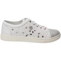 Topánky Dievčatá Nízke tenisky Blumarine D1443 White