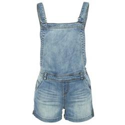Oblečenie Ženy Módne overaly Naf Naf GUERIC Modrá / Medium