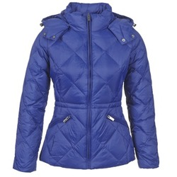 Oblečenie Ženy Páperové bundy Benetton FOULI Modrá