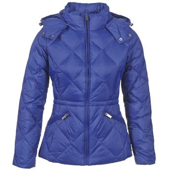 Oblečenie Ženy Vyteplené bundy Benetton FOULI Modrá