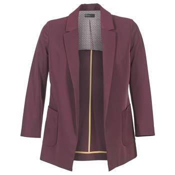 Oblečenie Ženy Saká a blejzre Benetton GULO Fialová