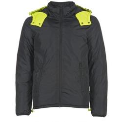 Oblečenie Muži Vyteplené bundy Benetton CUFU Čierna